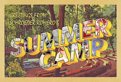 """Summer Camp"""" Group Exhibition – O6/07 – NYC 