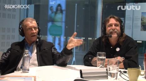 Durk Dehner and S. R. Sharp appear on Radio Rock