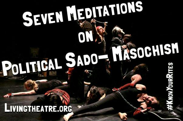 Seven Meditations on Political Sado-Masochism